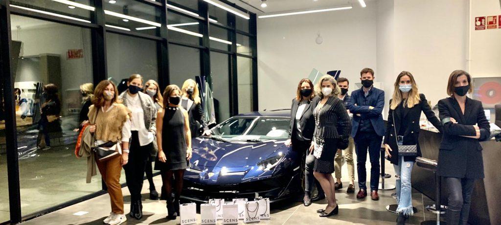 Womens Super Car Club
